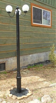 Make Your Own Diy Solar Light Post Lights For Your Outdoor Make Your Own Solar Light