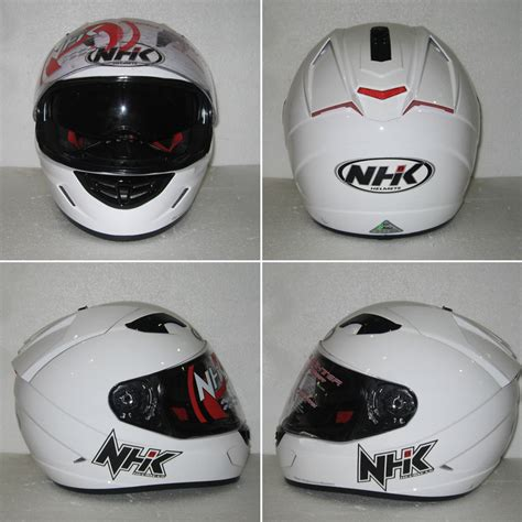 Helm Nhk Gp 1k jual helm nhk gp 1000 visor terbaru modifikasi co id