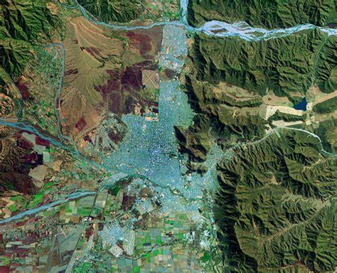 imagenes satelitales de argentina foto e imagen satelite de la ciudad de salta prov salta