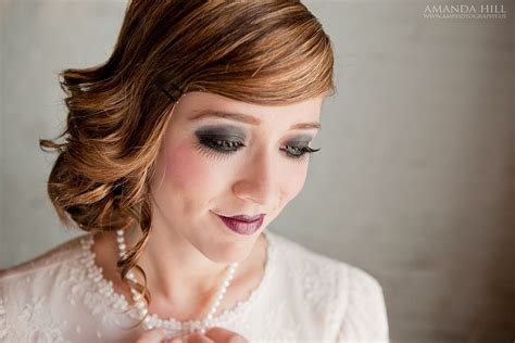1920 S Bridal Hairstyles by 1920s Wedding Inspiration Shoot Deco Weddings