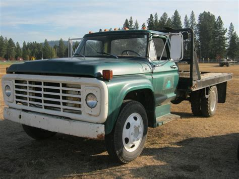 1973 Ford Truck by 1973 Ford F500 Flatbed Truck Musser Bros Inc