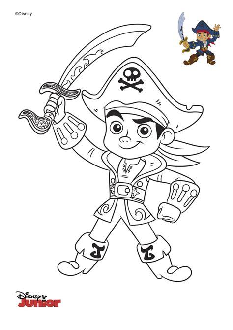 disegni di disegni da colorare di jake e i pirati jake blogmamma it