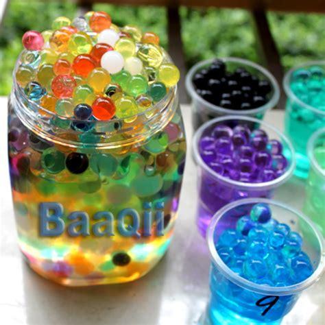gel for vases 10bags water aqua soil gel wedding vase