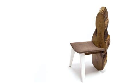 locust wood chair sentient furniture new