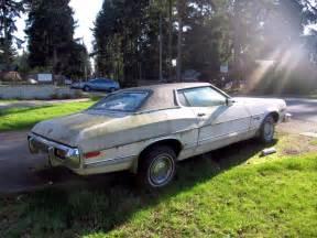 seattle s classics 1973 ford gran torino sport