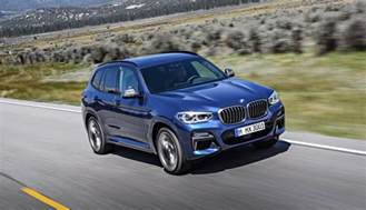 Bmw X3 0 60 2018 Bmw X3 Debuts With 355 Hp M40i The Torque Report
