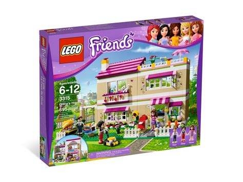lego friends house brick friends lego friends 3315 olivia s house