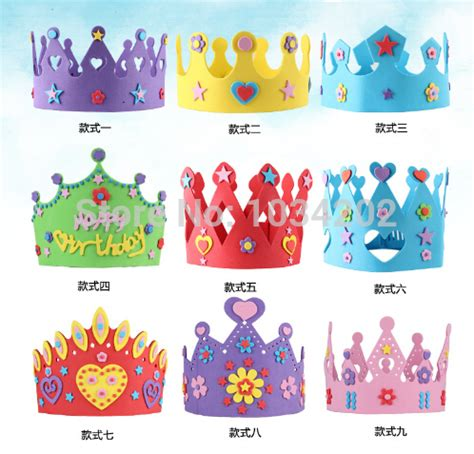 Harga Vans Mickey aliexpress buy 100pcs foam birthday crown for