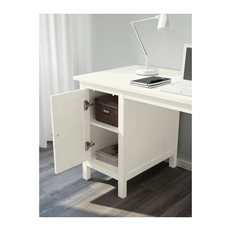ikea white desk table hemnes desk white stain 155x65 cm ikea
