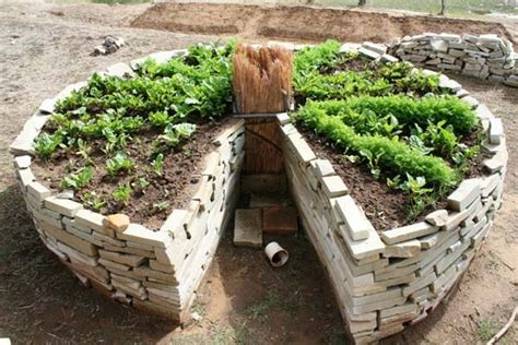 Keyhole Gardening by How To Build A Keyhole Garden Big Of Gardening