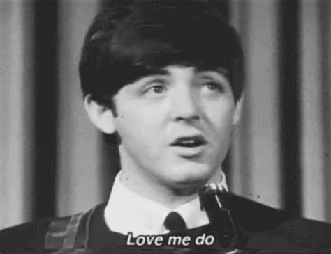 Did Paul Mccartney Really Send Flowers by The Beatles Song Gif Find On Giphy