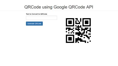 php qr code tutorial how to create a qrcode using google qrcode api using php