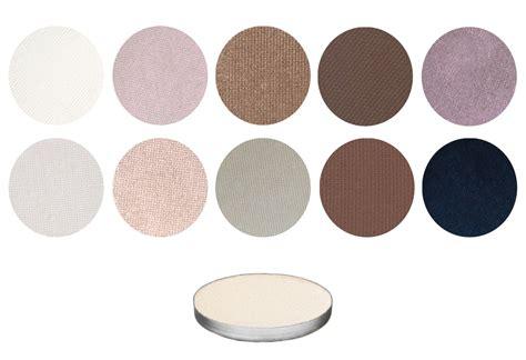 Eyeshadow Sariayu Refill kaolin clay mineral eyeshadow pigments eco refill pan calm eco friendly skin care makeup