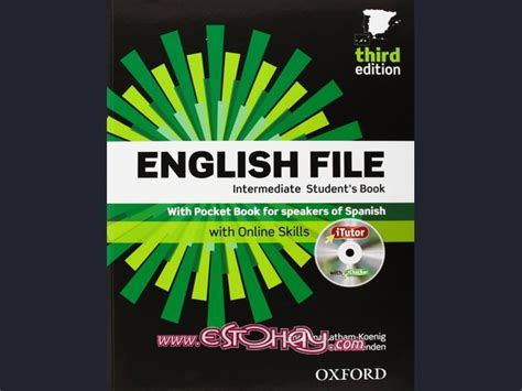 libro english file third edition compro libro english file intermediate third edition