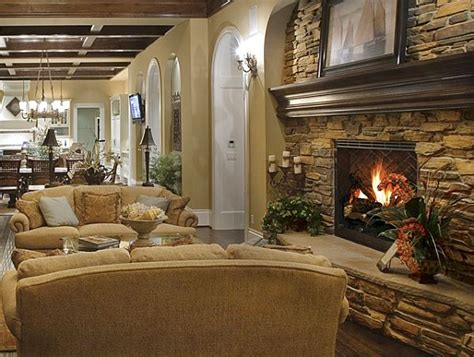 stylish western home decorating real inspiration warm golden living room