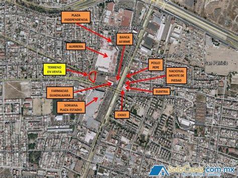 imagenes satelitales guadalajara jalisco mapa satelital de guadalajara jalisco pictures to pin on