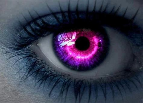 pink eye color pink purple eye pink purple eye and