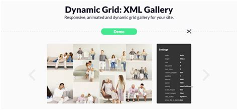 grid layout animation controller exle 50 jquery grid plugins you shouldn t miss bestdevlist