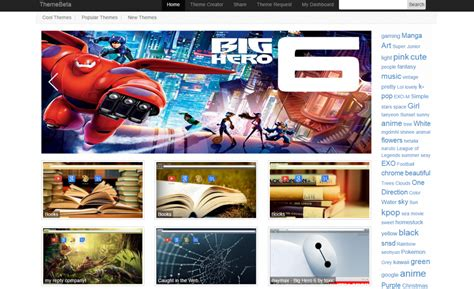themes beta chrome top google chrome themes galleries for 2015 brand thunder