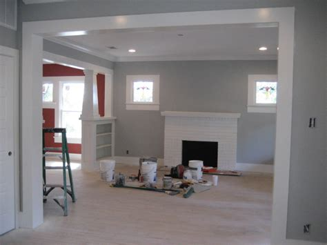 Interior Painter by Interior Paint Green Button Homes