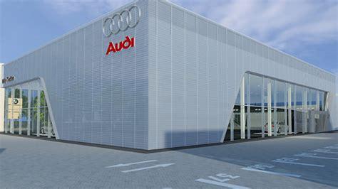 Audi Friedrich Ebert Damm by Willy Tiedtke Modernisiert Weiter Autohaus De
