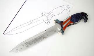 Knife Designs Alfa Img Showing Gt Homemade Knife Patterns With Dimentions