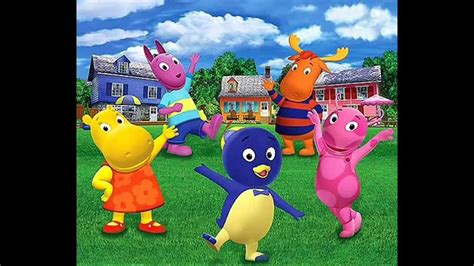 the backyard agains the backyardigans tv series related keywords the