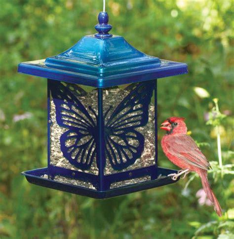 Monarch Feeders homestead the monarch electric blue bird feeder