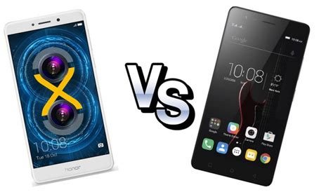 Tv Mobil Vibe lenovo vibe k5 note 64gb vs honor 6x can the upgrade beat the new