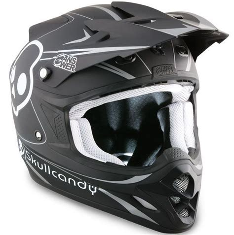 skullcandy motocross gear answer racing comet skullcandy helmet reviews