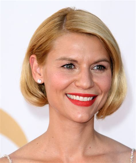 claire danes short hair claire danes short straight formal hairstyle