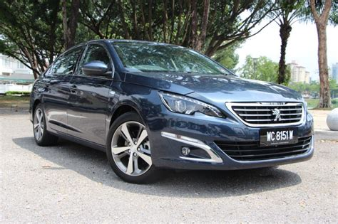 peugeot 408 second mid week feature the peugeot 408 e thp driving