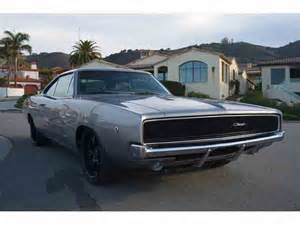 Charger Dodge 1968 Dodge Charger For Sale On Classiccars 22 Available
