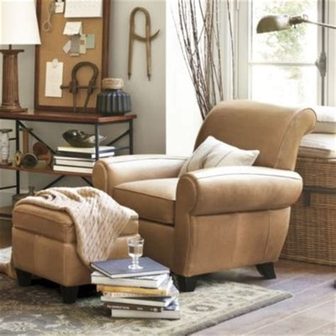 leather reading chair and ottoman perfect chair for relaxing the paris leather chair and
