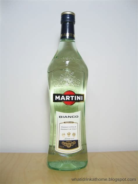 martini bottle what i drink at home martini bianco review and my
