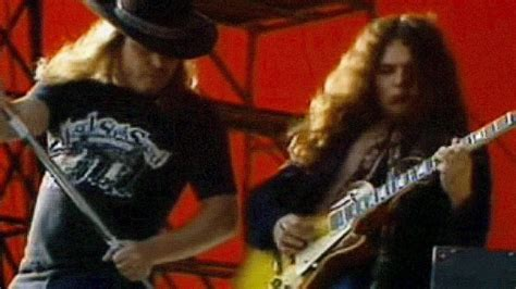 lynyrd skynyrd knebworth youtube flashback to lynyrd skynyrd s career defining knebworth