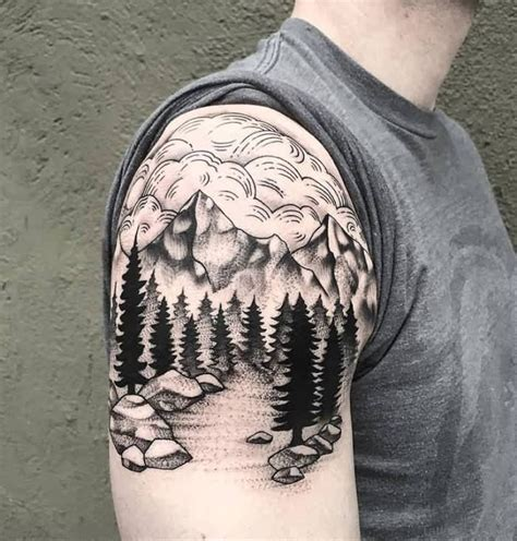 shoulder tree tattoo designs 50 stylish tree tattoos on shoulder