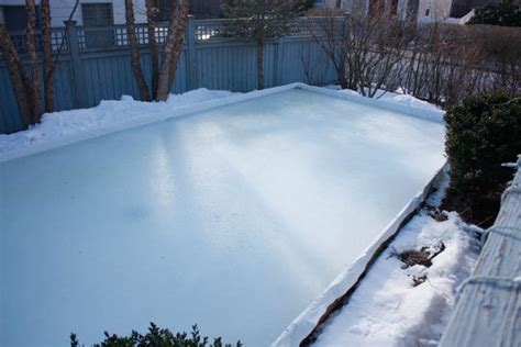 how to build a rink in your backyard how to build an rink in your yard yards and backyard