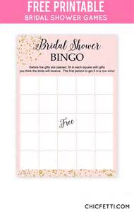 bridal shower free printable bridal shower bingo 25 free bridal shower printables