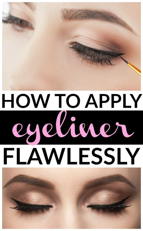 top eyeliner tutorial liquid 7 fantastic tutorials to teach you how to apply eyeliner