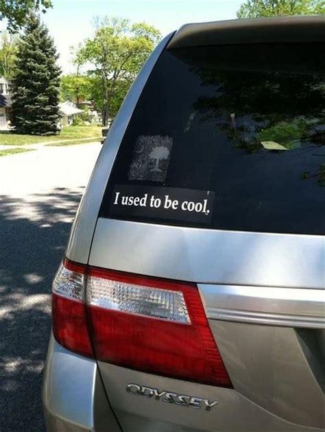 Minivan Bumper Stickers