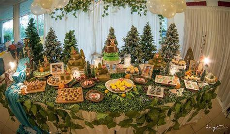 Kara's Party Ideas Woodland Animal Birthday Party   Kara's Party Ideas