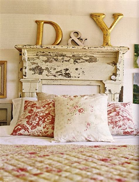 How To Make A Vintage Headboard by How To Make A Vintage Headboard