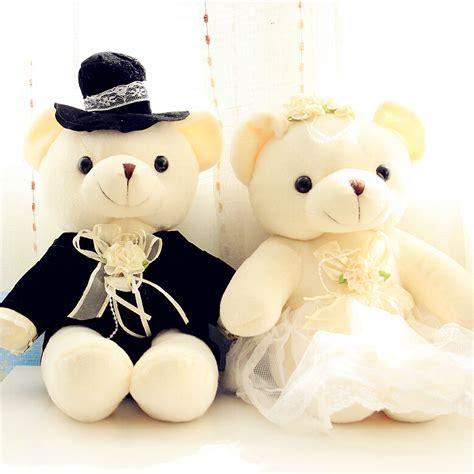 wedding bears aliexpress buy 2pcs pair 15cm wedding
