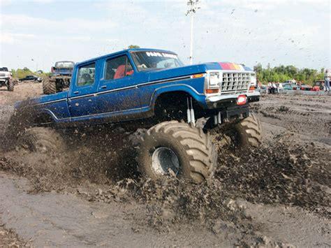 Pics Of Mud Trucks