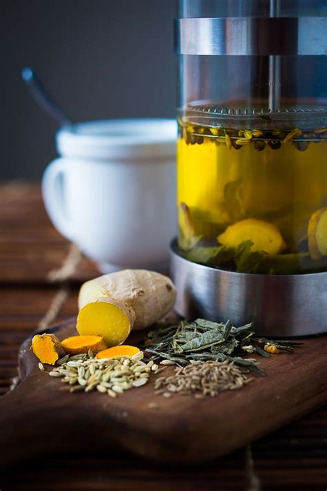 Detox Teas At Home by Ayurvedic Turmeric Detox Tea A Daily Drink Feasting At