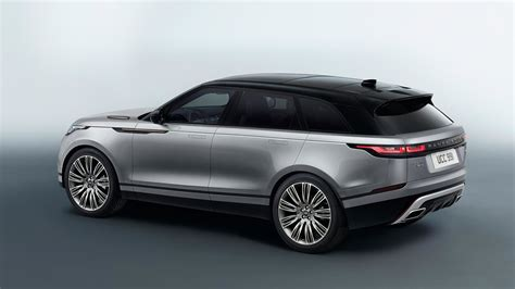 land rover velar the most expensive land rover range rover velar costs 103 265