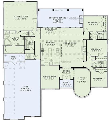 39 Best House Plans Images On Pinterest House Floor European House Plans With Basement
