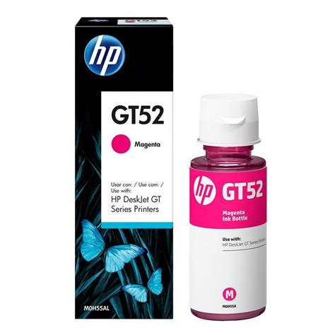 Hp Tinta Original Gt 52 Yellow 70 Ml tinta hp gt52 gt 5810 gt 5822 deskjet magenta original