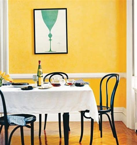15 breezy yellow dining room designs rilane - Yellow Dining Room Ideen